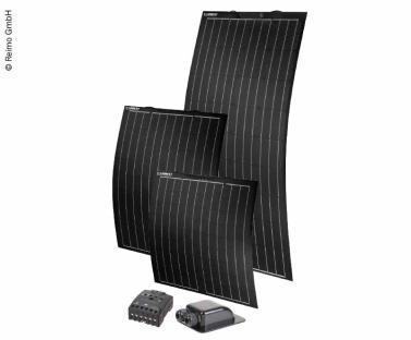KIT SOLAR 100W FLEXIBLE ECO